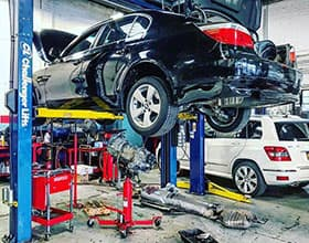 New York, NYC Porsche repair and tuning