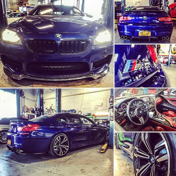 BWM work completed by Bimmer Motors Group INC.