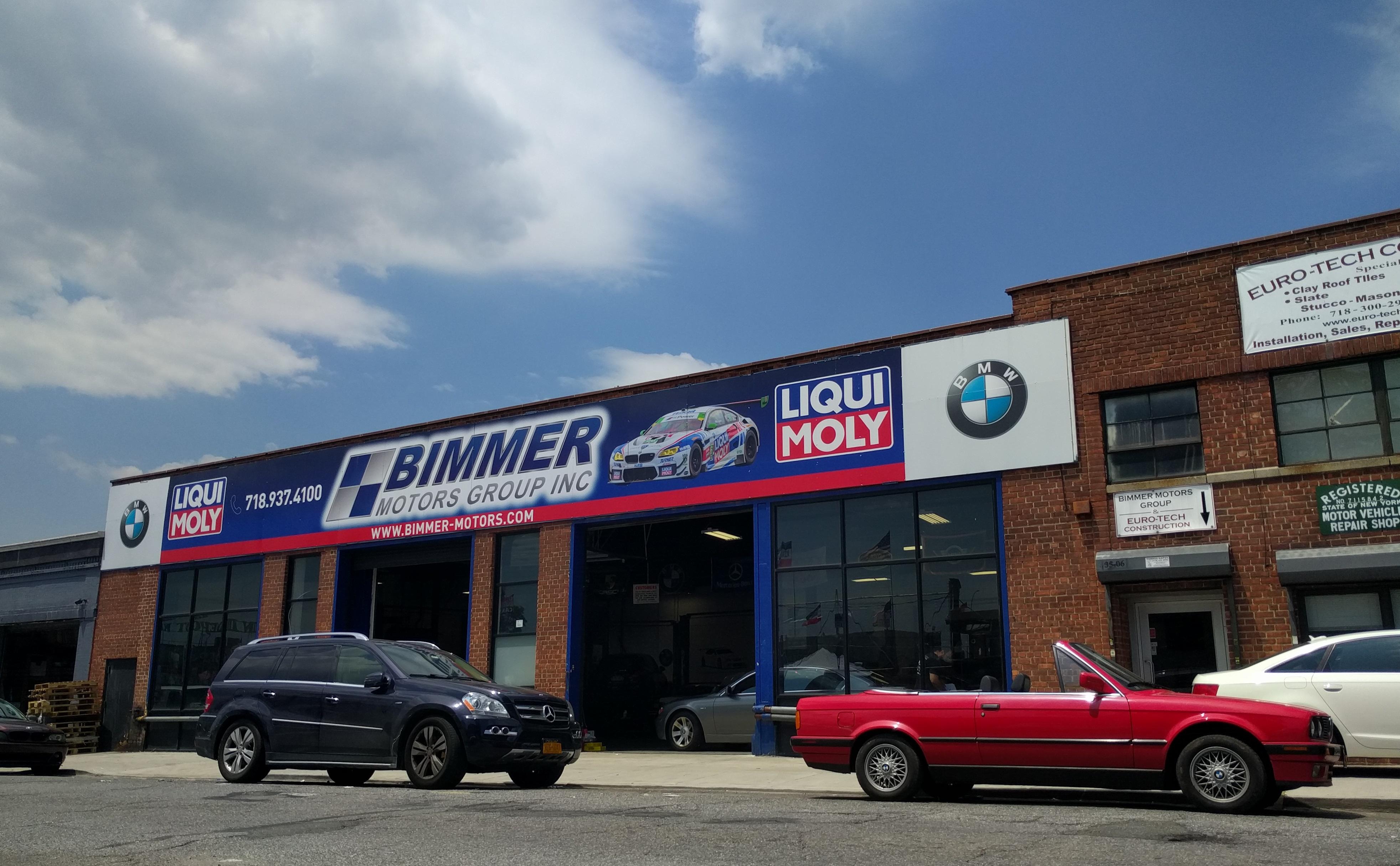 Bimmer Motors Group INC. Auto Shop