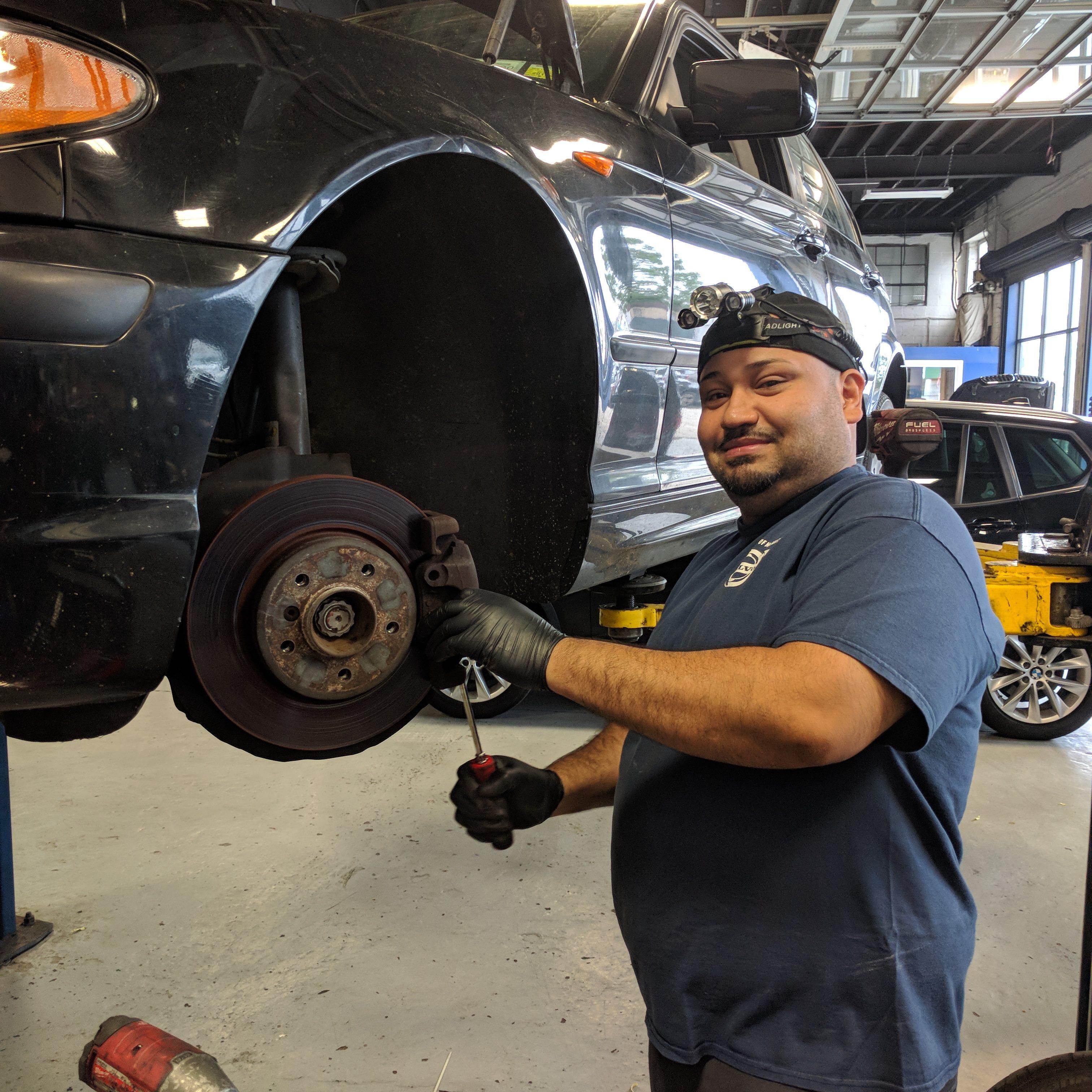 Wilmer Technician